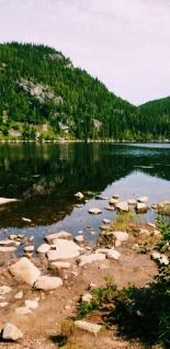 Lac Georges, Mont-du-Lac-des-Cygnes