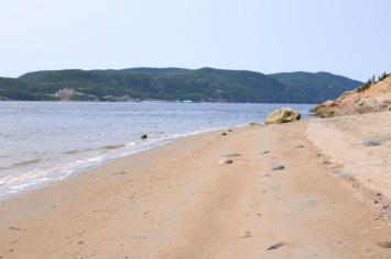 Pointe Rouge, Tadoussac